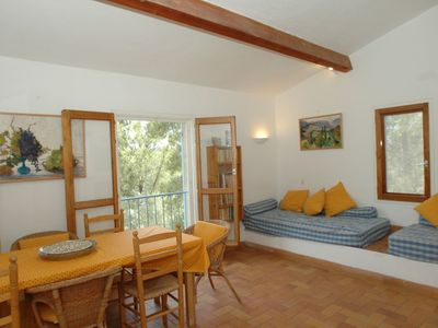 Photo for Les Lauriers (Sleeps 4/6. 2 Bedrooms)