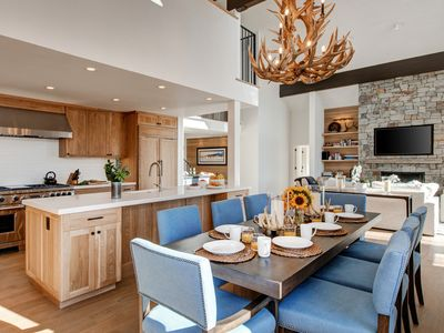 Photo for Abode   Gorgeous New Teton Pines Remodel   All Season Adventures at Abode at Aspen Wood