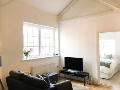 Photo for Beautiful Apartment in Centre of Winchester with Parking