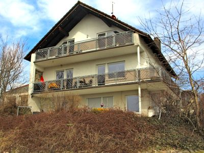 Photo for Beautiful apartment in the Sauerland region near the Diemelsee with private balcony