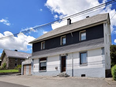Photo for Spacious house with garden, in beautiful location between Ardennes, Eifel and High Fens