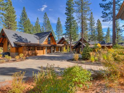 Photo for NEW LISTING - Platinum Level 5 BR Home in Martis Camp - Monthly Minimum Term