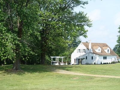Photo for Charming Waterfront Cottage with Private Dock. Close to Annapolis & USNA