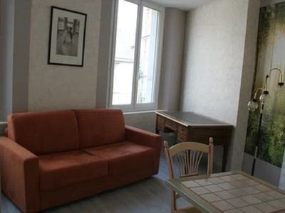 Photo for 2 spacious studio in the center of Montbazon
