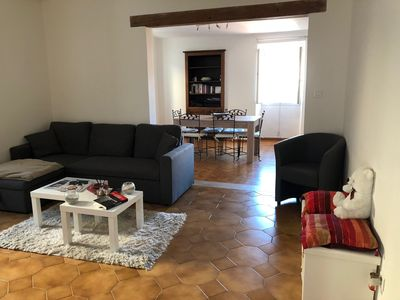 Photo for 96m2 furnished apartment - Old Town of Corte - 6 persons