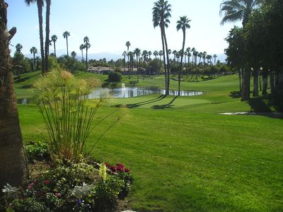 Photo for Palm Valley Country Club, Rare 1 Story, End Unit. Close to Pool