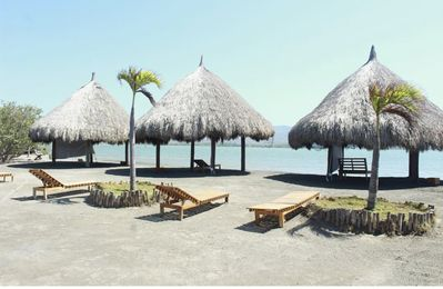 Photo for CABAÑA FRONT OF THE SEA WITH 20 MIN OF BARRANQUILLA