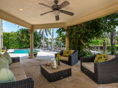 Photo for Prestigious Waterfront  Pool Home Very Close To The Beach & Las Olas Boulevard