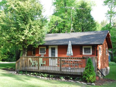 Photo for Get away from it all at this charming updated cottage!