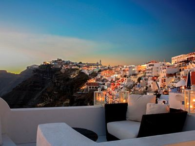 Photo for Vacation home Blue Angel  in Fira, Cyclades - 6 persons, 3 bedrooms
