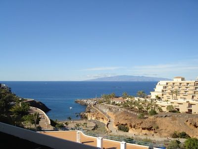 Photo for Studio Paraiso del Sur directly on the Atlantic, only 100 m to the beach, pool
