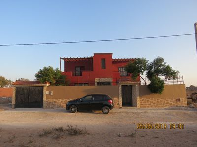 Photo for Villa 400m2 with swimming pool 10 min from the beach tifnit