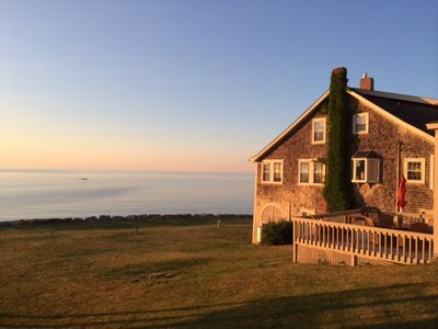 Photo for Classic & Pristine Oceanfront, Conservation Beach & BEST Panoramic Views!