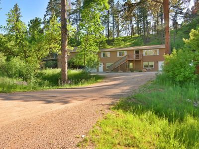 Photo for 2 bedroom 2 bath condo in the trees