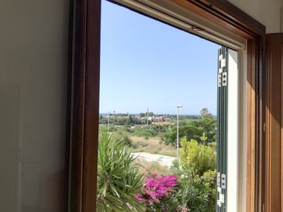 Photo for Entire apartment with sea view