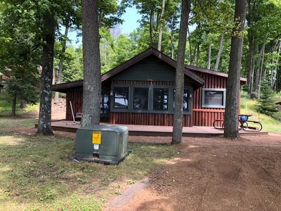 Photo for **Fall Fishing Retreat**Deer Grove Cabin**