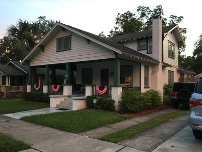 Photo for The Gray House - Downtown Gainesville - B&B District