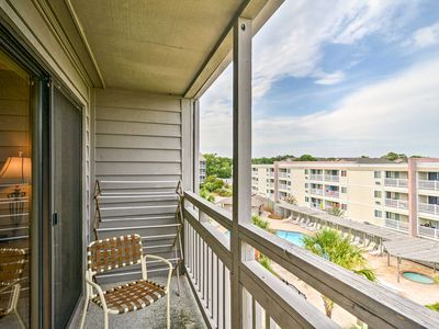 Photo for NEW! Myrtle Beach Condo Near Dunes Golf Club!