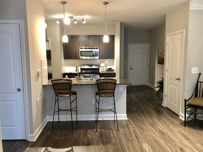 Photo for Welcome Home! Brand New/Spotless Private Rental w/ Balcony
