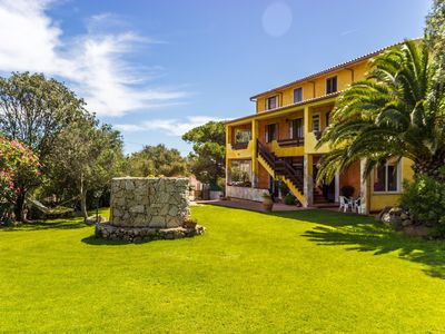 Photo for The house in the Sardinian garden