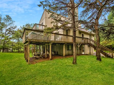 Photo for WALK TO BEACH, POOL, PLAYGROUND-HOT TUB-A/C-Game Room with Pool Table-Sleeps 10