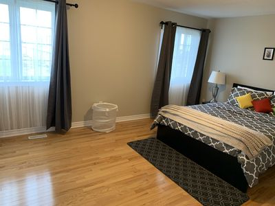 Photo for Beautiful 3 bedrooms, 2.5 bathrooms with 2 free car parking