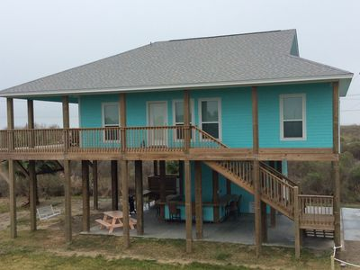 Photo for 4BR House Vacation Rental in Crystal Beach, Texas