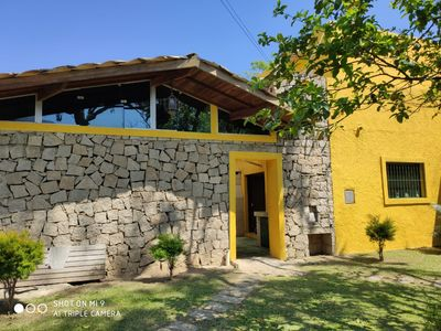 Photo for Truffimar Chalets (ground floor with 2 adjoining rooms sleeps 4 people)
