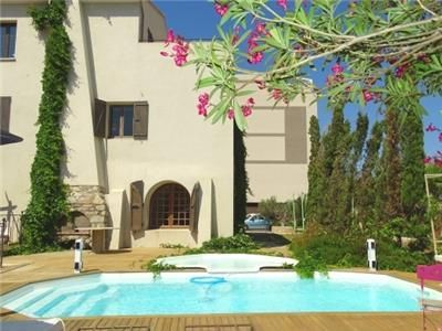 """Photo for appartment """"serra"""" sea view, 150m from the beach, down town, warmed swiming pool"""