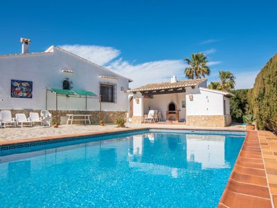 Photo for Vacation home Amaranda in Jávea/Xàbia - 6 persons, 3 bedrooms