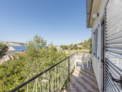 Photo for Apartments Ivan (25121-A1) - Stara Novalja - island Pag