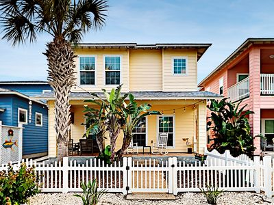 Photo for New Listing! 3-Suite Getaway w/ Heated Pool & Carriage House, 1 Mile to Beach