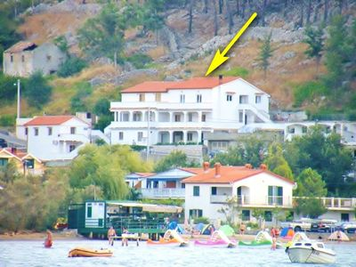 Photo for 2BR Apartment Vacation Rental in Lopar, island of Rab