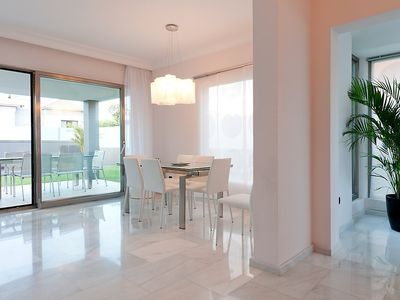 Photo for House in Maspalomas with Parking, Internet, Washing machine, Air conditioning (138371)