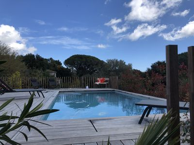 Photo for House Porto Vecchio 8 pers. with heated pool