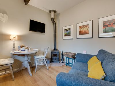 Photo for Button Cottage - One Bedroom House, Sleeps 2