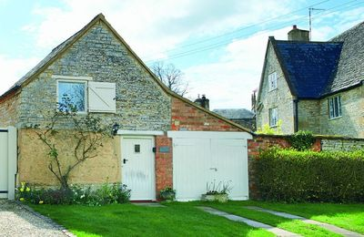 Photo for The Old Bothy is a detached cottage in the grounds of a 17th century Grade II listed house.