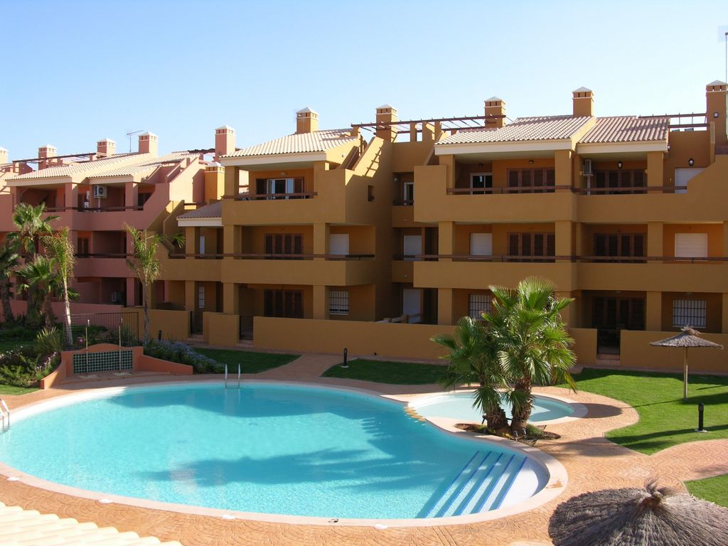 Property Image#12 Ground Floor Apartment, Patio, Direct Access To Pool,