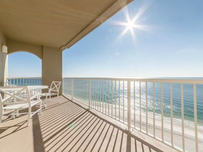 Photo for 14th Floor East Corner Gulf Front With Spectacular Views,1677 sq. feet