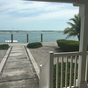 Private Bayfront Home on the Water with Dock on Property