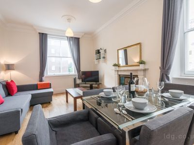 Photo for Beautiful two bedroom apt in the heart of South kensington, Central London (GP2)