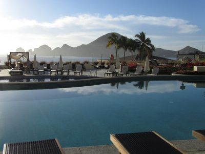 Photo for Best Location in Cabo - Resort is on Medano Beach