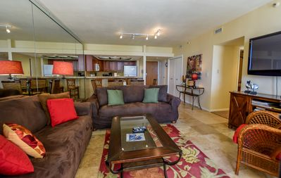 Photo for Unit 302, Beautiful Condo! Views Of The Gulf And Pool