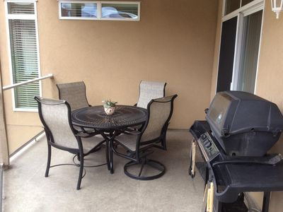 Photo for Nicely Furnished Condo On Okanagan Lake And Walking Distance To Downtown.