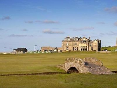 Photo for Swilken View, 5 Star Selfcatering House Overlooking the Old Course in St Andrews