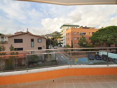 Photo for Family apartment, 300m from the beach, air conditioning, wi-fi, Apartment Marra Lloretholiday
