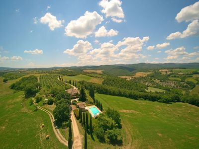 Photo for Holiday Home in Marsciano with 5 bedrooms sleeps 10