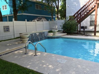 Photo for A Place in the Sun. Large Private Pool, grandparents' suite, close to beach!