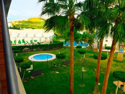 Photo for Apartment in Torrox Costa, east of Málaga