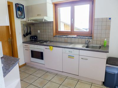 Photo for Apartment Le Sportif in Val-d'Illiez - 6 persons, 2 bedrooms